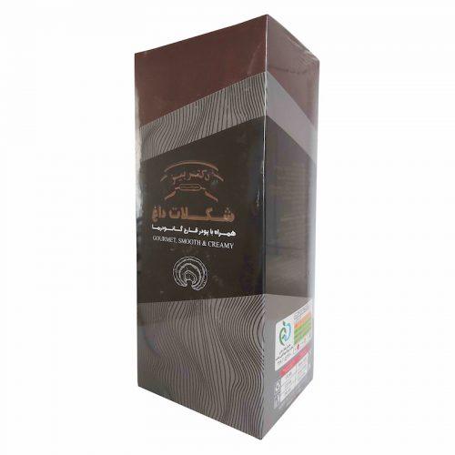 تصویر خواص قیمت خرید فواید مضرات شکلات داغ گانودرما