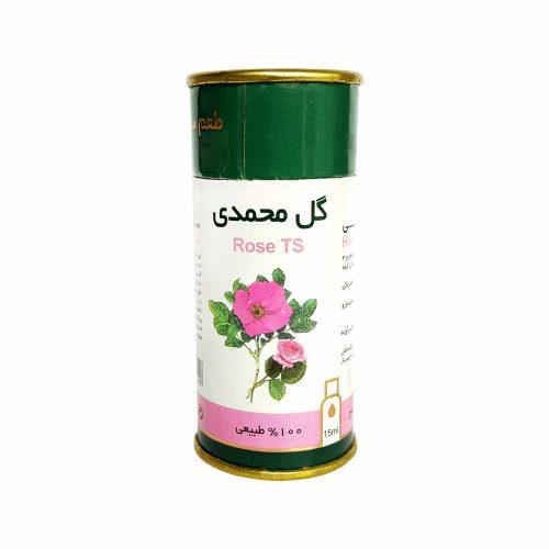 تصویر گل محمدی زردبند