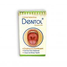 قطره ضد درد دندان دنتول