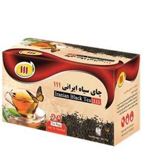 چای سیاه ایرانی 111 طب سما